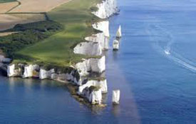 Old Harry Rocks Walk